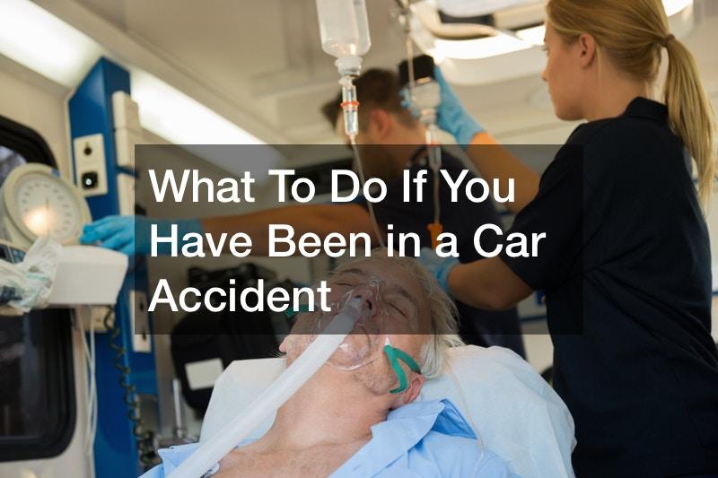 car crash not your fault